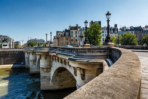 Pont Neuf en París