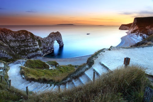 Durdle Door en Dorset