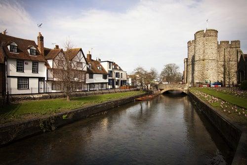 Canterbury condado de Kent