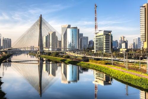 Sao Paulo, una ciudad moderna y llena de vida