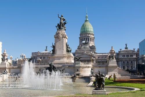 Palacio del Congreso Nacional de Buenos Aires