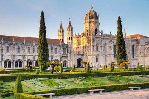 La belleza serena del Monasterio de los Jerónimos en Lisboa