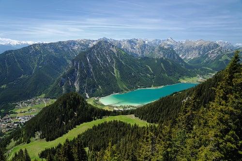 Achensee en el Tirol
