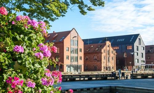 Klaipeda, una hermosa ciudad portuaria de Lituania