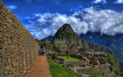 Caminos hacia el Machu Picchu