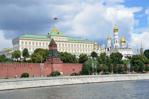 El Kremlin de Moscú, una increíble fortaleza