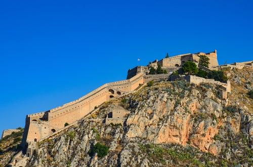 Fortaleza de Nauplia