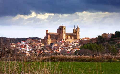 Alcañiz en Teruel, una hermosa villa medieval