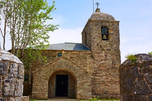 Iglesia de Santa María en O Cebreiro