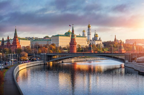 Kremlim de Moscú