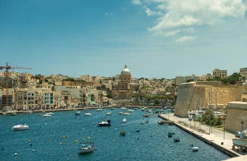 Puerto de La Valletta