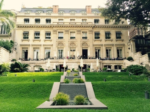 Palacio Duhau en Buenos Aires
