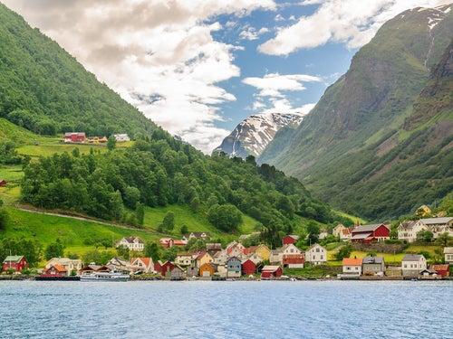 Undredal en Noruega
