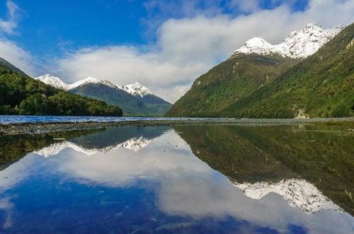 Mildfrod Sound, Nueva Zelanda