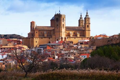 Santa María la Mayor en ALcañiz
