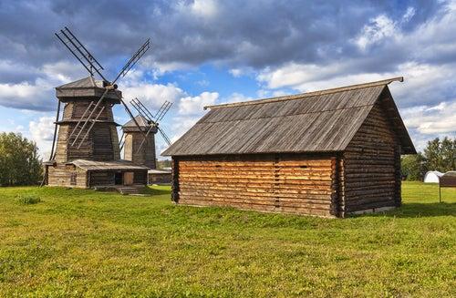 Molino en Suzdal
