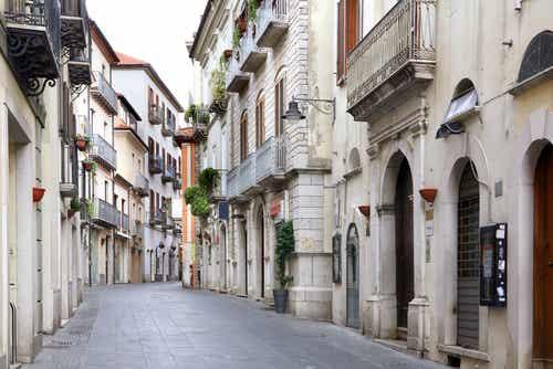 Potenza, un tesoro en el sur de Italia