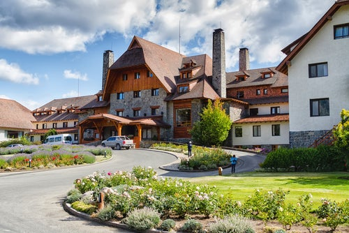Hotel Llao Llao en Bariloche
