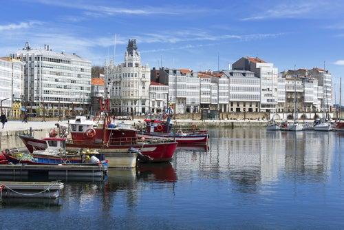 Paseamos por A Coruña, la bella ciudad gallega