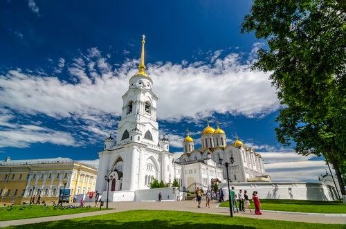 Catedral de la Dormición en Suzdal