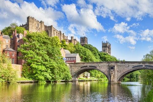 Durham, una preciosa ciudad medieval en Inglaterra