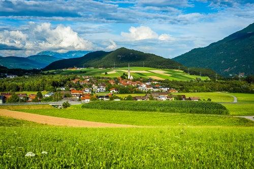 Mieming en el Tirol