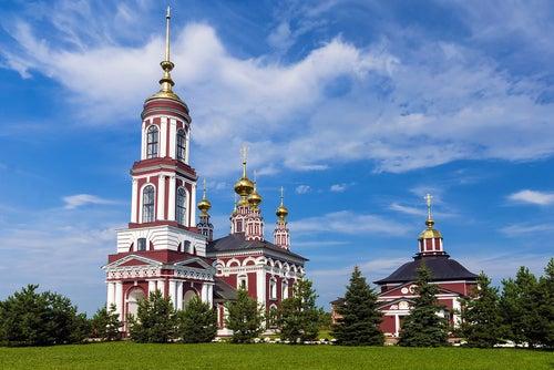 Iglesia de San Miguel Arcángel en Suzdal