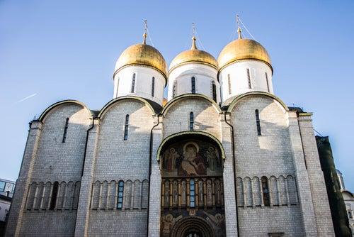 Catedral de la Asunción en el Kremlin