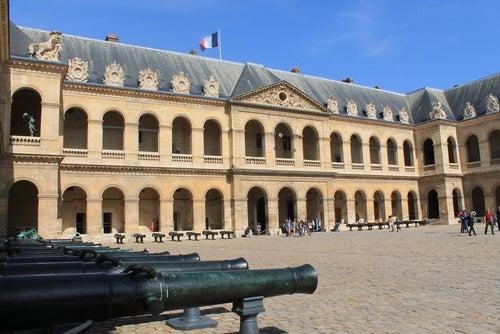 Los Inválidos en París