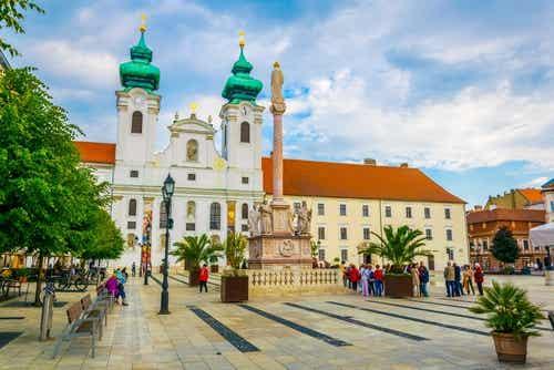 Győr en Hungría, un tesoro por descubrir