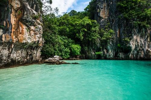 Railay en Tailandia
