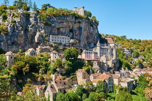 Rocamadour en Francia, un increíble pueblo medieval