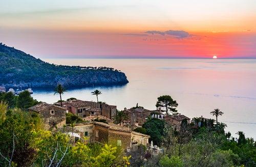 Deia en Mallorca