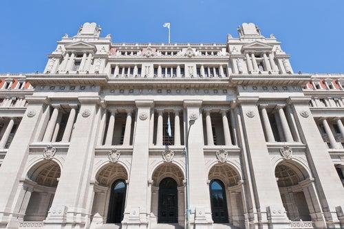 Palacio de Justicia de Buenos Aires