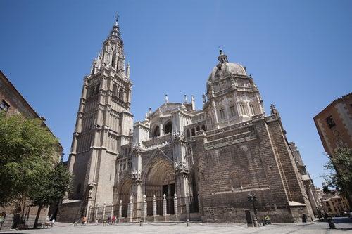 Visitamos la catedral de Toledo, un edificio magnífico