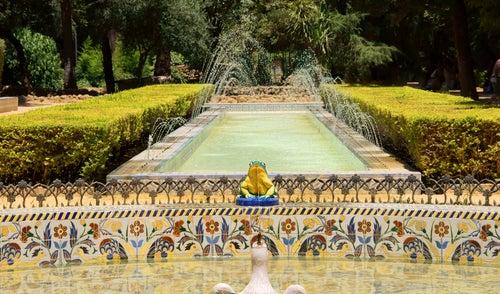 Parque de María Luisa deSevilla
