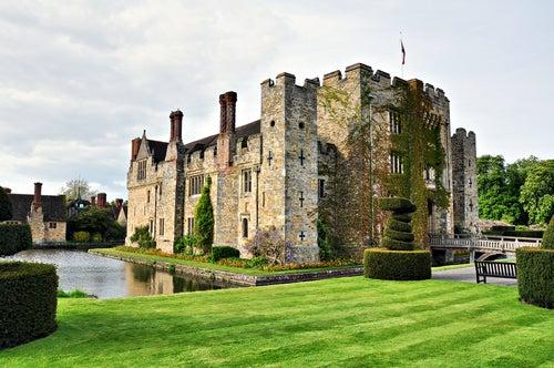 HEver Castle en Kent