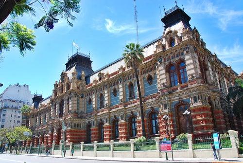 Palacio de las Aguas de Buenos Aires