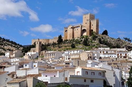 Vélez Blanco en Almería, un pueblo con mucha historia
