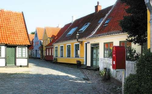 Ærøskøbing en Dinamarca