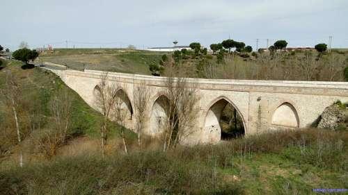 Puente de Medina en Arévalo