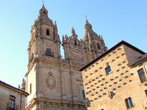 Clerecía de Salamanca