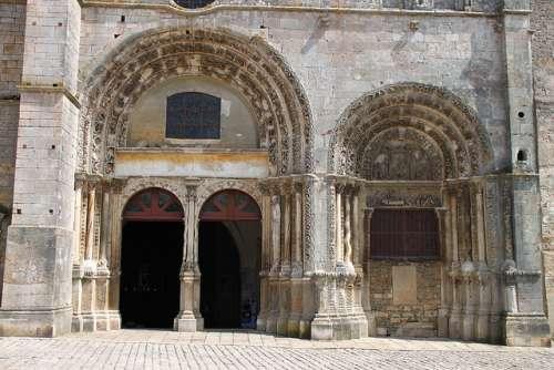 Iglesia de San Lázaro de Avallón