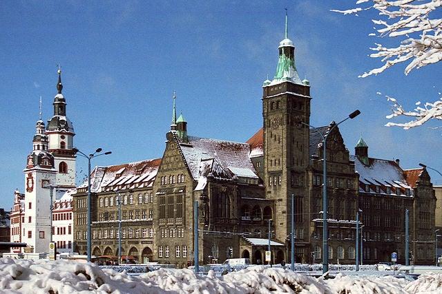Chemnitz en Sajonia