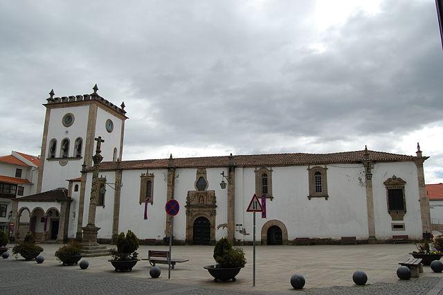 Catedral Vieja de Bragança