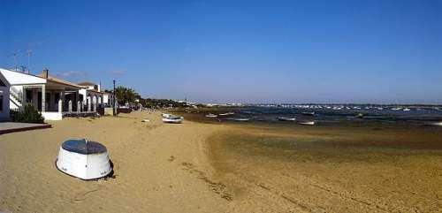 El Rompido en Huelva