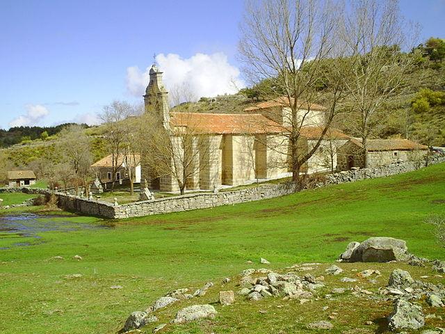 Ermita de la Virgen de las Fuentes