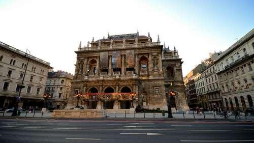 Teatro de la Ópera de Budapest