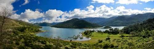 Pantano del Tranco en Cazorla
