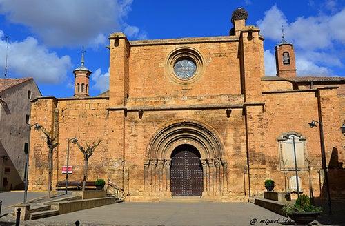 Monasterio de Fitero en Navarra